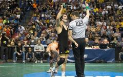 Ex-Hawk wrestler takes on the World