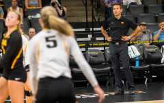 Iowa volleyball snags first Big Ten opener since 2009