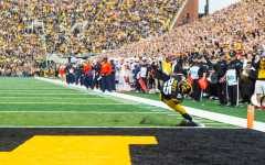 Iowa football's mid-season report cards: running backs