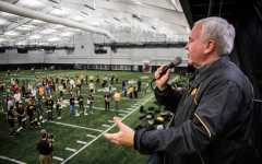Hawkeye Marching Band Director retires after 20 years