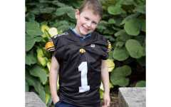 Kid Captain lives with help from 'Kidney Grandma'