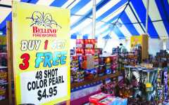 New regulations coming for fireworks in Iowa City