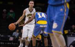 Connor McCaffery and the road to recovery