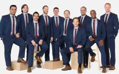 Acclaimed a cappella ensemble will headline Hancher