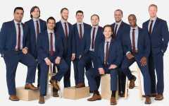 Acclaimed a cappella ensemble will headline Hancher