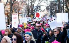 Women's March reaches Iowa City