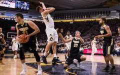Iowa's poor defense prevalent in loss to Purdue
