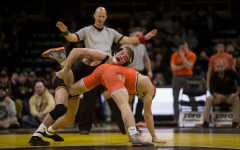 Iowa's wrestling puzzle falling into place