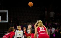 Photos: Iowa women's basketball vs. Wisconsin (02/18/18)