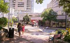 Ped Mall seeks to beautify reconstruction area