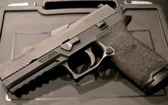 Upgraded firearms on the way for UI police