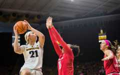 Doyle's late-game magic pushes Iowa womens' basketball past Rutgers