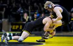 Five lead Hawkeyes into Big Tens