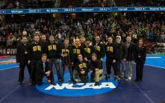 Iowa takes third, Lee takes first at NCAA Championships
