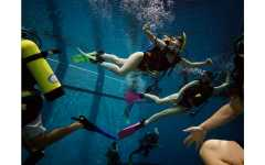Photos: University of Iowa SCUBA Certification Course