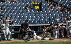 Iowa loses to Michigan in Big Ten Tournament opener