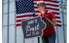 Republican leaders prepare for midterm elections at Ernst's Roast & Ride