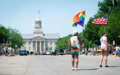 PHOTOS: Iowa City Pride Festival (6/16/18)
