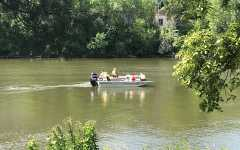 Body found in Iowa River