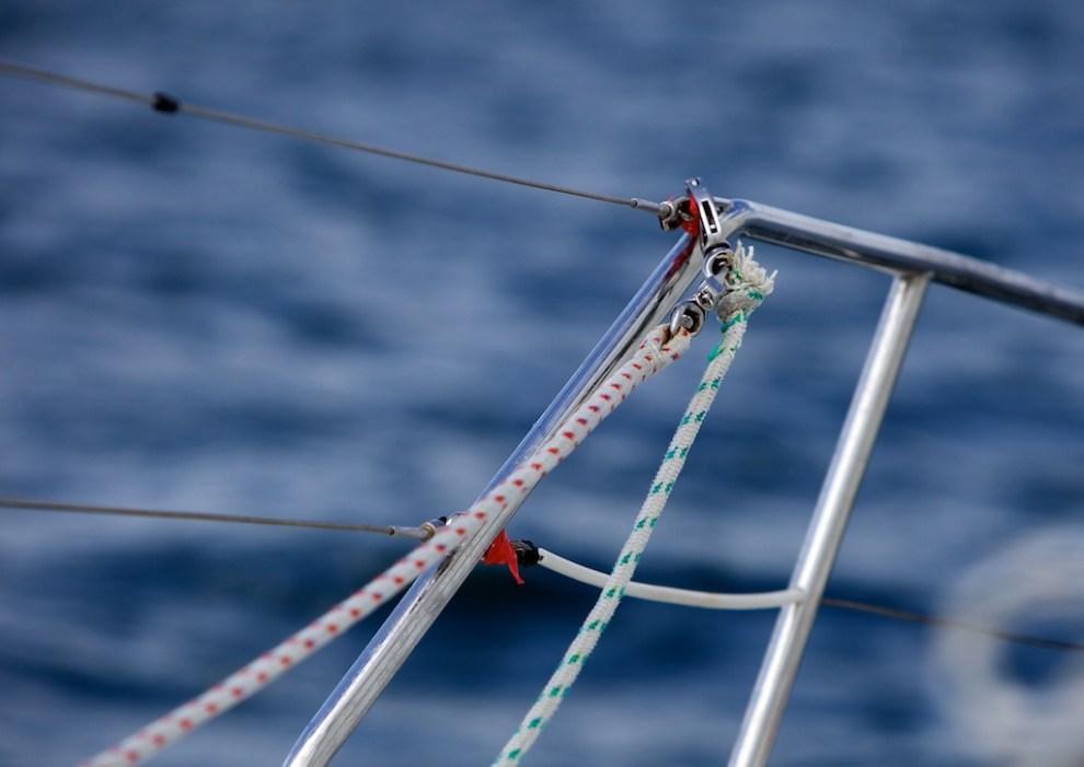 Spinnaker Lines