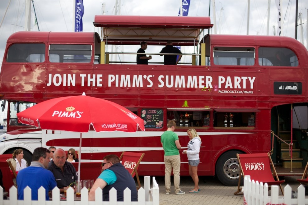 Pimm's Bus