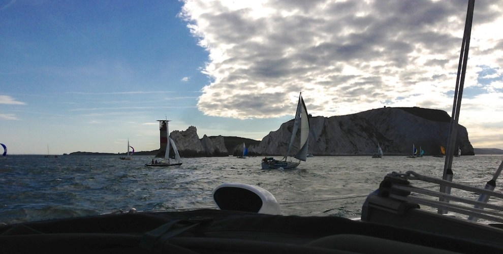 Round the Needles
