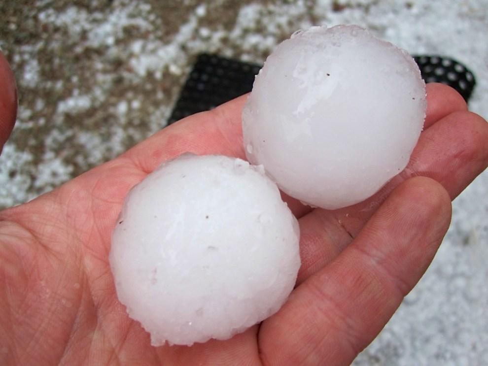 Seytroux Hailstones