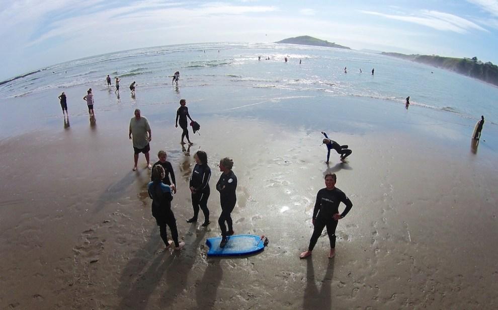 Bantham Surfers