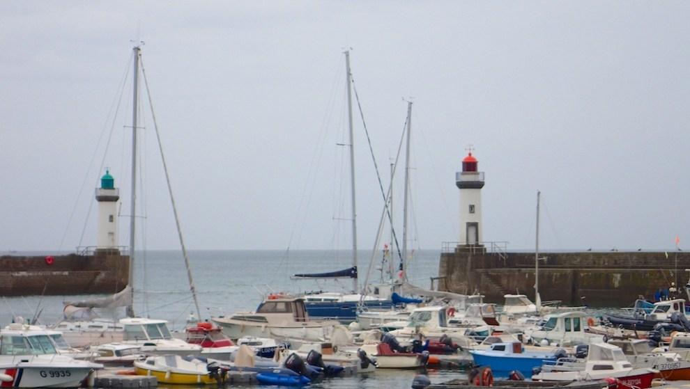 Le Port de Belle Ile