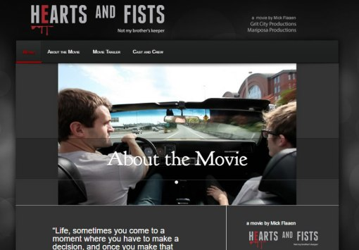 Hearts and Fists the movie