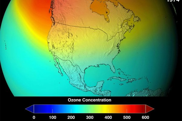 Signs of Recovery in Earth's Ozone Layer, but Danger ...
