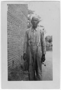 James Singleton Black, ex-slave, 83 years old Repository: Library of Congress Prints and Photographs Division Washington, D.C. 20540 USA