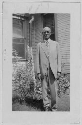 Will Adams, ex-slave, Marshall Repository: Library of Congress Prints and Photographs Division Washington, D.C. 20540 USA