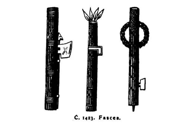 Fasces illustration