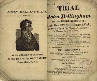 Bellingham Murder pamphlet