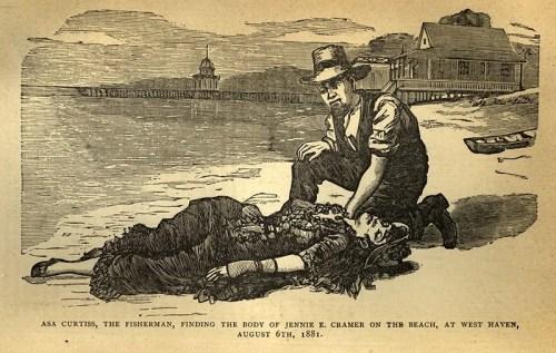 Elm City Murder pamphlet