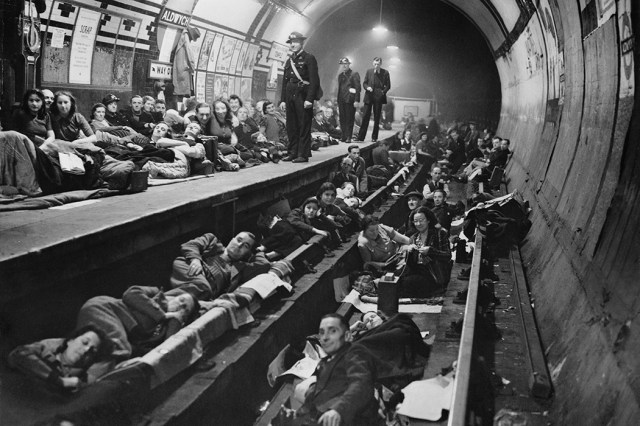Tube London Blitz