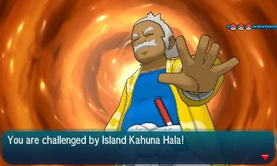 Resultado de imagem para kahuna challenge pokemon