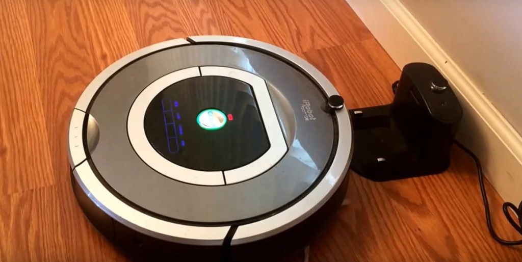 What to do if the robot vacuums cannot find the base(1)