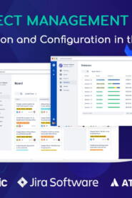 Jira Software for Project Management developed by Atlassian