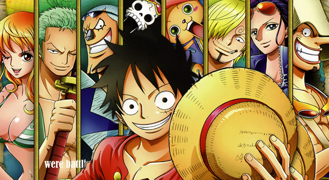 Monkey D. Luffy's New Look! – One Piece 517