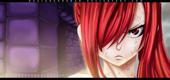 Natsu Faces Zeref! Erza Strikes Kyouka – Fairy Tail 372 ...