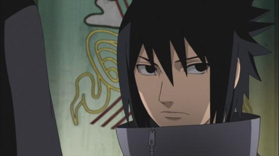 Sasuke's decision
