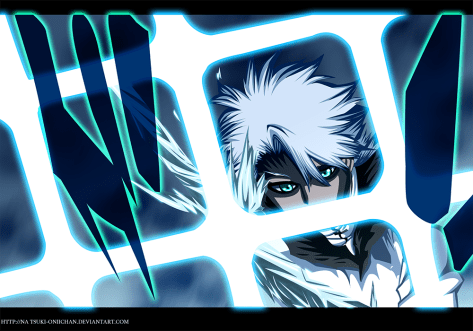 Bleach 592 Attack of Zombie Toshiro by Natsuki-oniichan