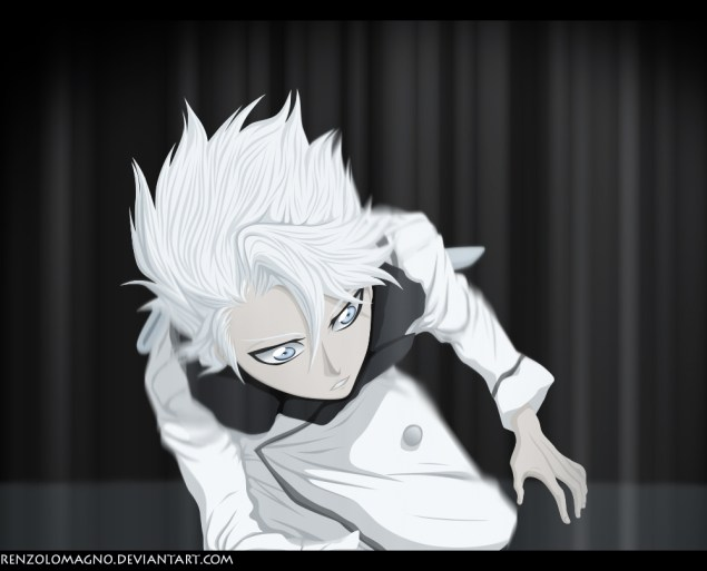 Bleach 593 Toshiro Defeated by RenzoLomagno