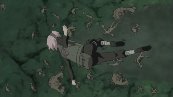 Sakura to kick butt with her new power