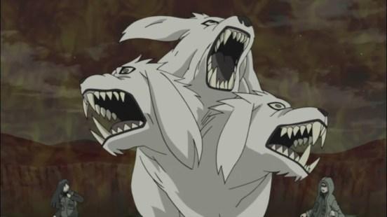 Three-Headed Wolf