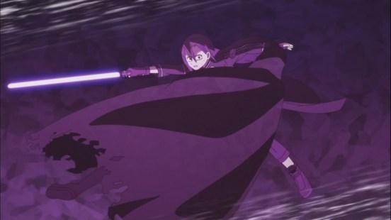 Death Gun Sterben dodges Kirito