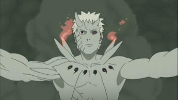 Obito's power