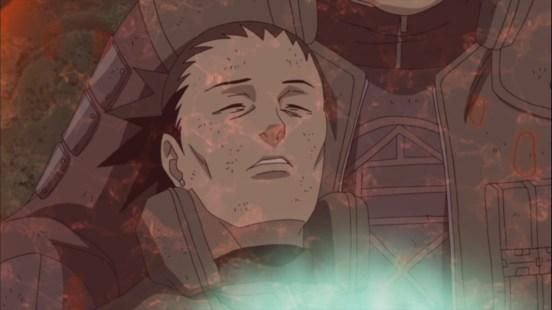 Shikamaru hurt